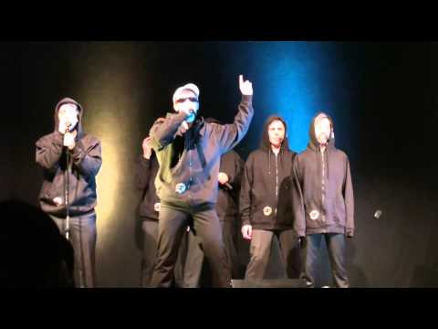 A Cappella - Fantastischen Vier - Fanta 4 - Geboren - Six Pack Bayreuth
