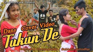 Tukun de Tukun de Cover Dance Video by The Rhino Crew || 2019 || Debojit Borah ||