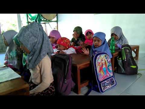 TEPUK AL FATIHAH Lagu Santri TPQ Abdul Qodir Kanal3 Sumbermulyo Pesanggaran