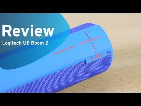 Logitech UE Boom 2 review (Dutch)