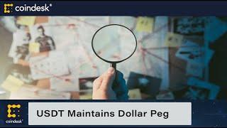 USDT Maintains Dollar Peg as Traders Shrug Off DOJ Tether Probe Report