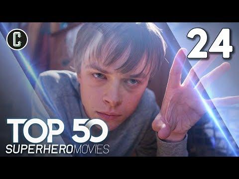 Top 50 Superhero Movies: Chronicle - #24