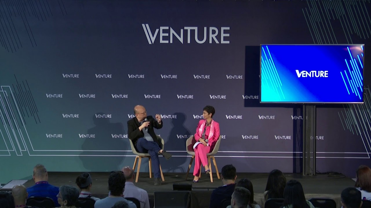 Venture Stage  Why not AI? Interview with Peng T Ong at RISE 2019