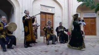 Uzbek Folklore Dance and Music II