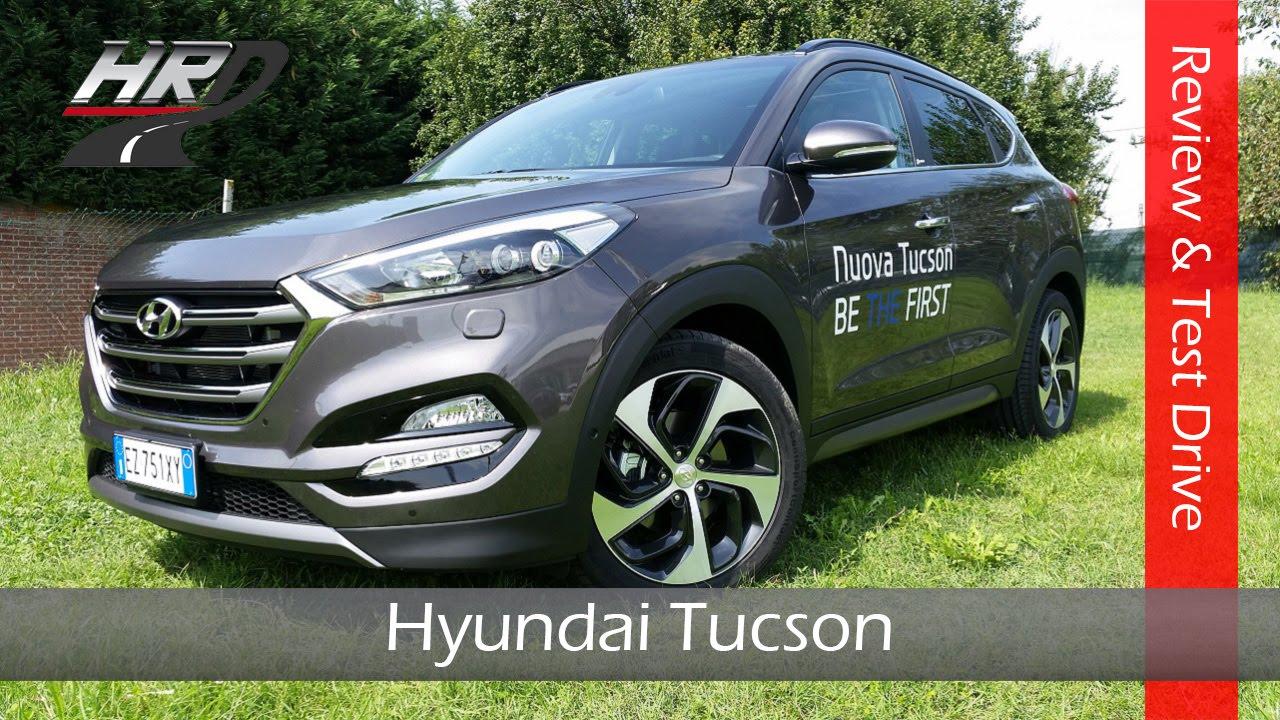 2015 hyundai tucson 4x4 136 hp test drive prova su. Black Bedroom Furniture Sets. Home Design Ideas