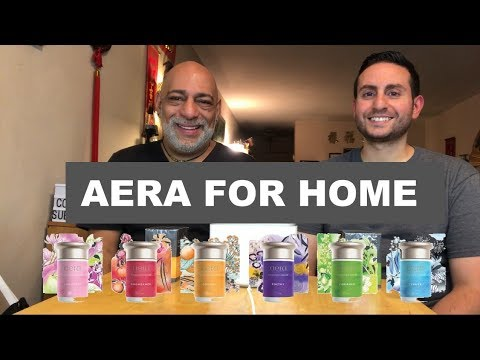 Aera Home Fragrancing Device REVIEW with Redolessence
