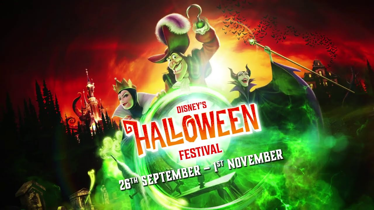 For 2021 When Will Disneyland Change From Halloween To Christmas Disneyland Paris Announces Plans For Halloween Christmas And Virtual Heritage Events Laughingplace Com