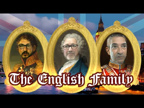 THE ENGLISH FAMILY