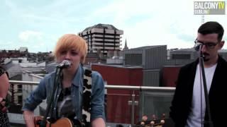 LEANNE HARTE - WROTE AWAY (BalconyTV)