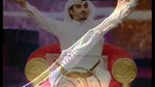 زنقه زنقه للشاعر نايف بن عرويل ( الصارم )