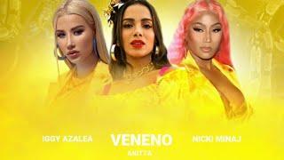 Baixar Anitta - Veneno Ft Iggy Azalea & Nicki Minaj   MASHUP