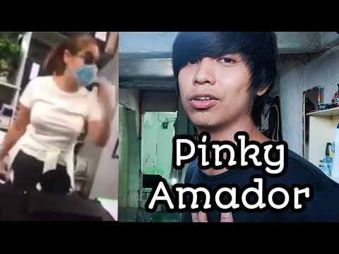 PINKY AMADOR Pinagmumura ang STAFF