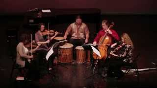 WOLOSO FOLI - Music for String Quartet and Dunun Drums
