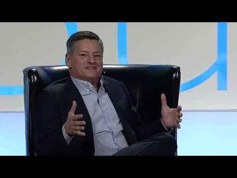 In Conversation: Netflix' Ted Sarandos and Marc Andreessen