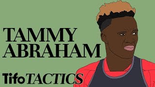 Tammy Abraham: England's Future? | Tactical Profile