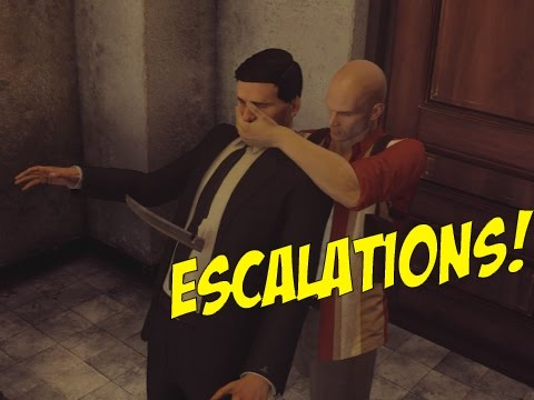 The Anderson Animosity - Hitman Escalations