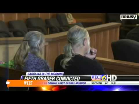 11 Year Old Washington Boy From Fort Colville Elementary School Found Guilty Of Murder Conspiracy