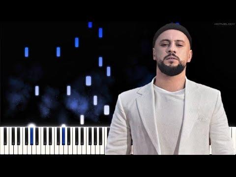 MONATIK - Каждый раз   Как играть на пианино   Piano Cover