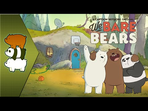We Bare Bears - Gonna Be Chillin' [MP3]