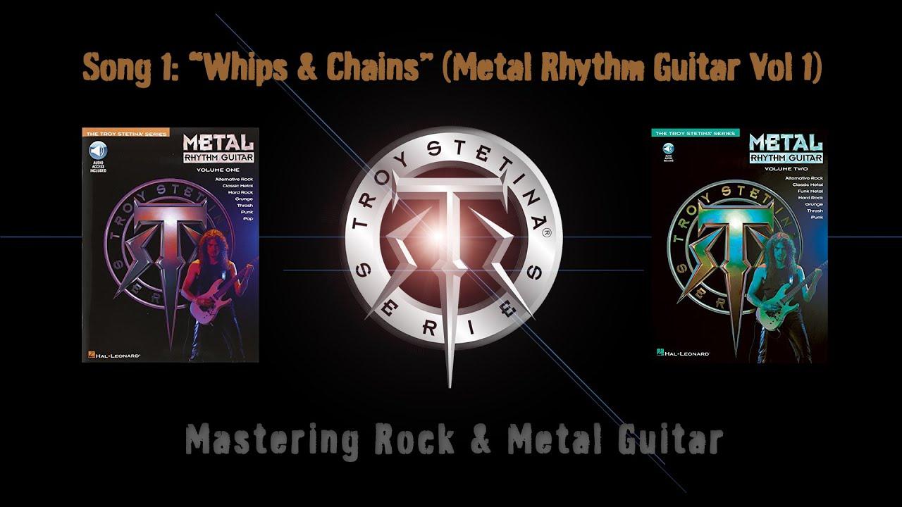 Metal Rhythm Guitar - Song 1