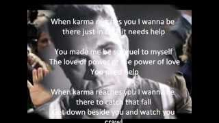 Robbie Williams  Into The Silence lyrics(Take The Crown)