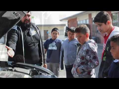 Don Julian Elementary School Career Fair 2017