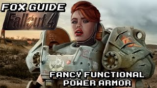 Fancy Functional Power Armor - Fallout 4 Mods