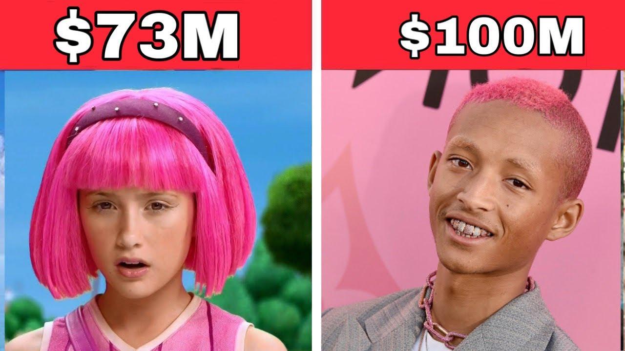 Кои се најбогатите деца во светот?