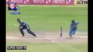 DHONI Moments See How Opposite Team Fear By Dhoni