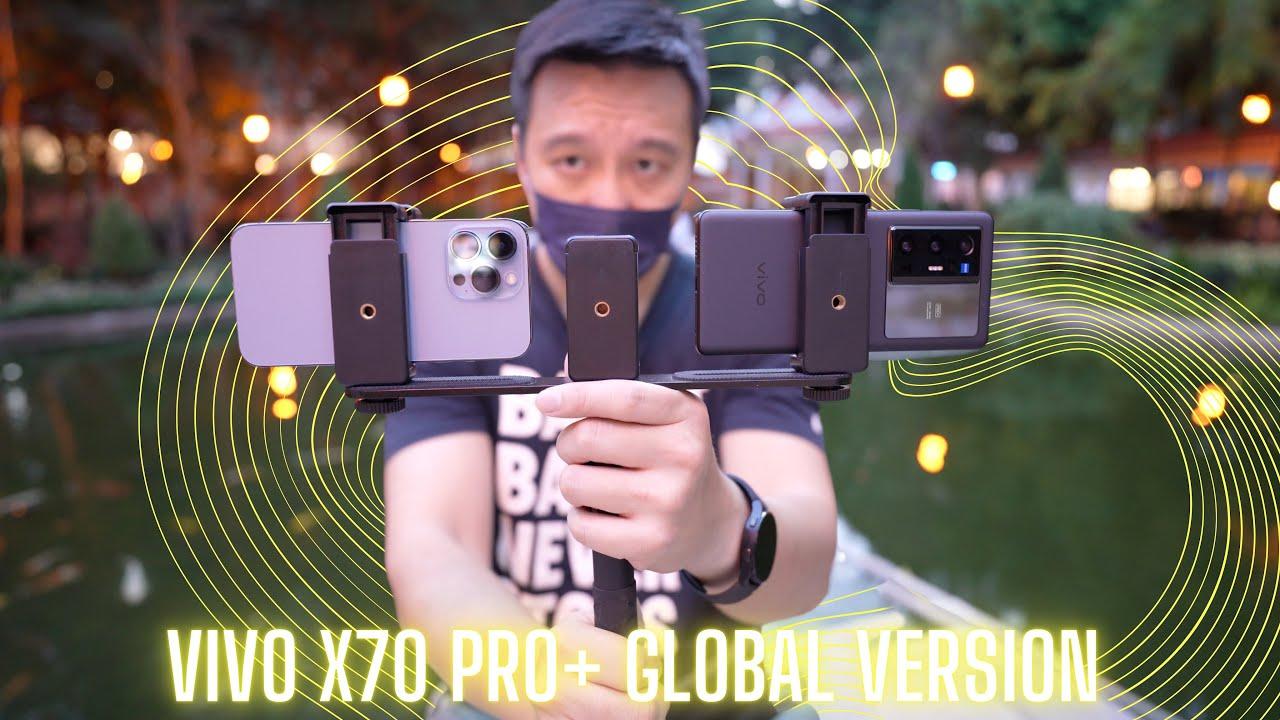 Vivo X70 Pro Plus (Global Version) Review: Camera Test vs iPhone 13 Pro
