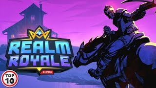 Reasons Why Realm Royale is Better Than Fortnite
