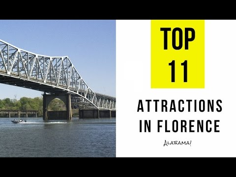 Top 11. Best Tourist Attractions in Florence - Alabama