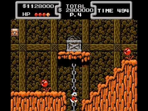 DuckTales (NES): Полное Прохождение