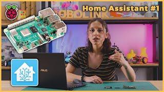 Akıllı Ev Serisi - Giriş : Home Assistant Nedir? Nasıl Kullanılır? Başlıyoruz!