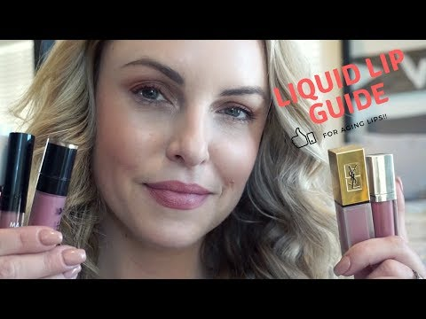 Ultimate Liquid Lip Guide for Dry & Aging Lips || Elle Leary Artistry
