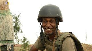 Боец из Судана воюет в рядах Объединенных сил на Донбассе