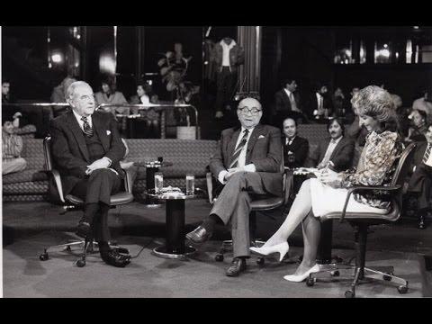 Derecho A Respuesta. Sergio Romero vs Luis Guastavino. Debate 1989