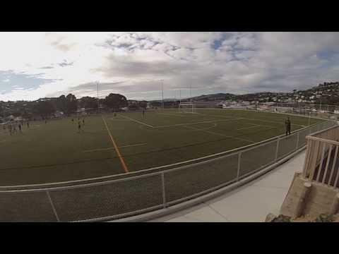 North Wellington AFC vs Island Bay FC - 1st June 2015 - Alex Moore Park