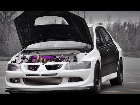 Insane Evo Sets 1 4 Mile Record Quickest And Fastest Evo