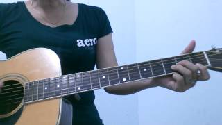 Sang ngang-Do Le(dem va hat voi guitar)