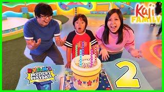 Last Ryan's Mystery Playdate Episode Celebration!!