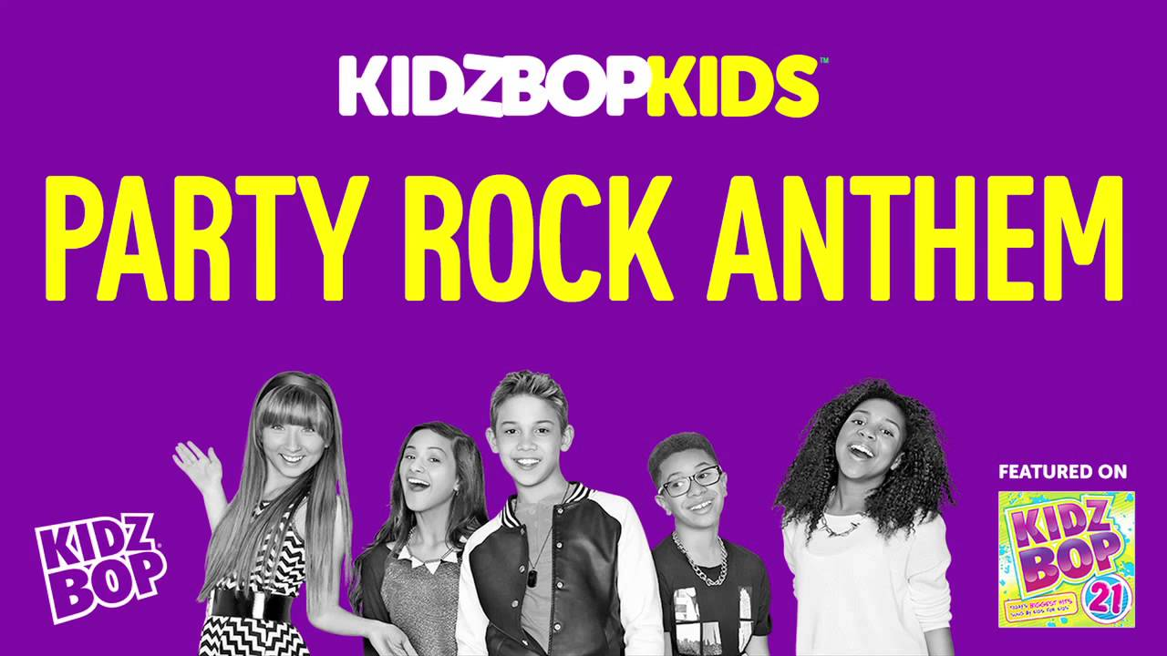 Download KIDZ BOP Kids - Party Rock Anthem (KIDZ BOP 21)