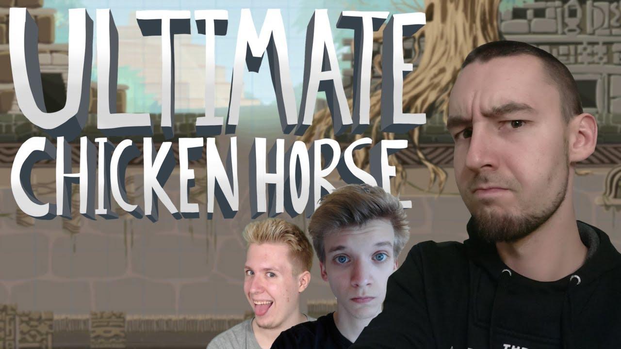 LEŚNA ŚWIĄTYNIA | ULTIMATE CHICKEN HORSE #11