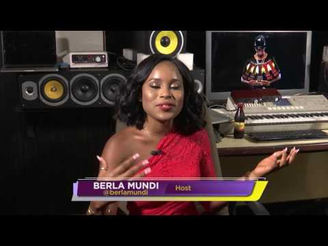 Berla Mundi interviews EL on Rythmz Live on Ghone TV