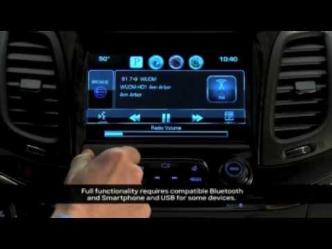 How To Sirius Xm Radio 2014 Silverado 8 Quot Mylink Youtube