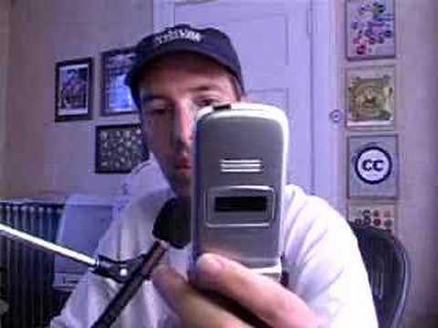 Nokia N93 Photo Sent via Lifeblog WiFi