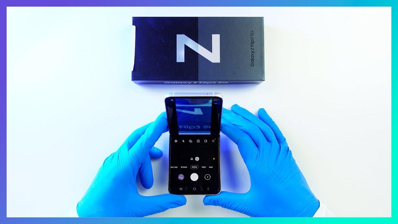 🔵 10 Dicas e Truques para o Samsung Galaxy Z Flip 3
