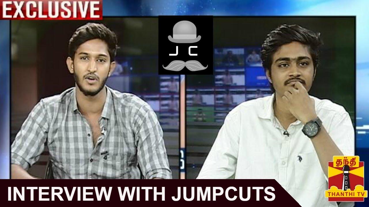 Exclusive Interview With Jump Cuts Team Hari Baskar Naresh Inaiya Thalaimurai