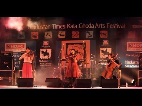 Art Strings - Kala Ghoda Art Festival 2014