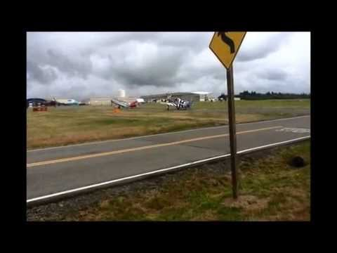 Everett Air and Tank shows from 2014